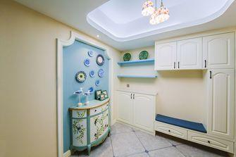 3万以下90平米三室一厅地中海风格客厅装修效果图
