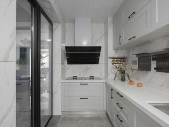 5-10万130平米四室两厅美式风格厨房图片大全