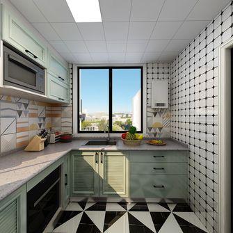 豪华型110平米三室两厅公装风格厨房装修效果图