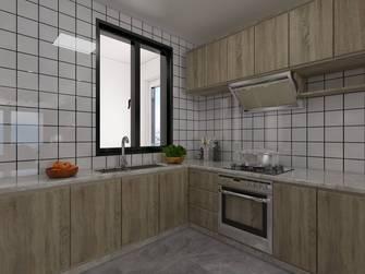 富裕型90平米美式风格厨房欣赏图