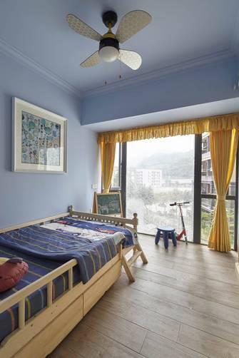 15-20万120平米三室一厅地中海风格卧室图