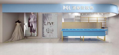 30平米超小户型公装风格其他区域设计图