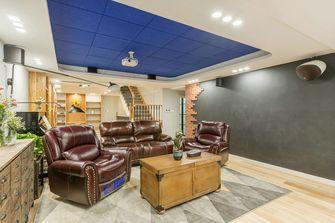 15-20万140平米别墅欧式风格影音室装修效果图