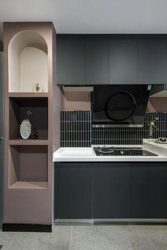 富裕型80平米新古典风格厨房图片大全
