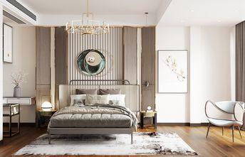 豪华型140平米别墅中式风格卧室装修案例