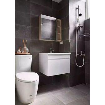 经济型30平米小户型现代简约风格卫生间装修图片大全