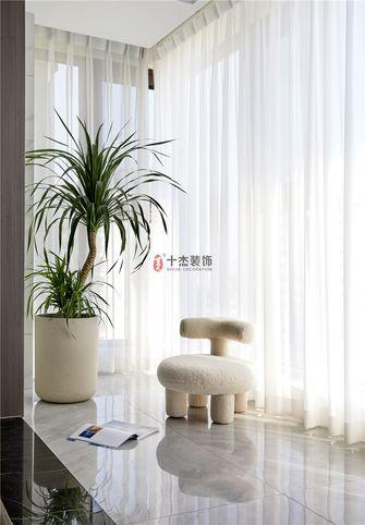 富裕型110平米三室两厅现代简约风格阳台效果图