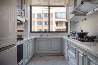 10-15万130平米一室一厅轻奢风格厨房装修图片大全