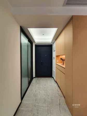 富裕型120平米四现代简约风格玄关装修效果图