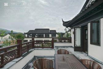 20万以上140平米别墅中式风格阁楼设计图