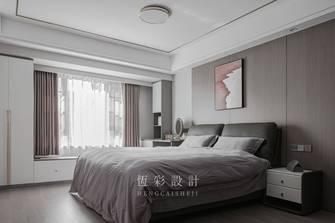 120平米四室三厅轻奢风格卧室装修案例