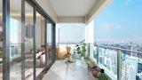 豪华型130平米四室两厅欧式风格阳台设计图
