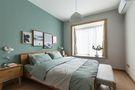 经济型50平米小户型北欧风格卧室效果图