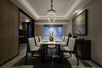 140平米四港式风格餐厅装修效果图