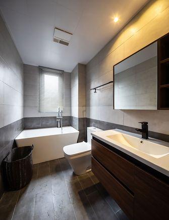 130平米四室一厅北欧风格卫生间效果图