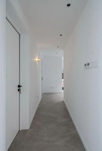 经济型100平米三日式风格走廊设计图
