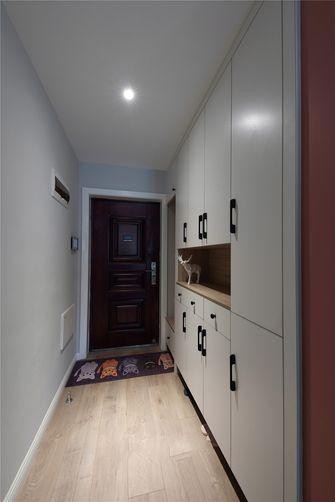 100平米三室两厅混搭风格玄关装修案例