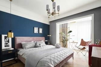 5-10万90平米北欧风格卧室装修图片大全