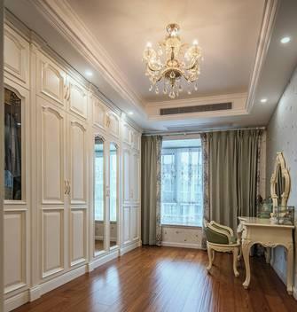 140平米别墅中式风格衣帽间图片