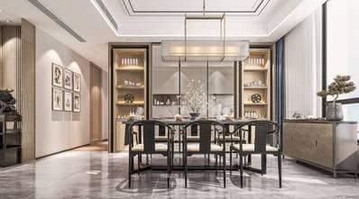 豪华型140平米中式风格餐厅图片