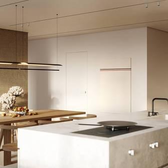 日式风格客厅设计图