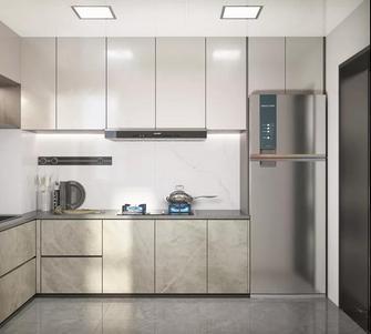 20万以上140平米三室两厅美式风格厨房设计图