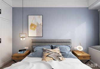 20万以上140平米四室两厅北欧风格卧室装修效果图