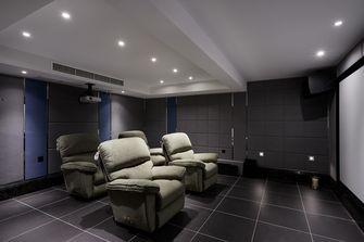 110平米四室两厅欧式风格影音室装修效果图