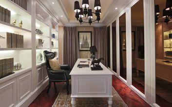 20万以上三室一厅欧式风格书房效果图