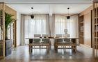 15-20万120平米四室两厅日式风格书房图