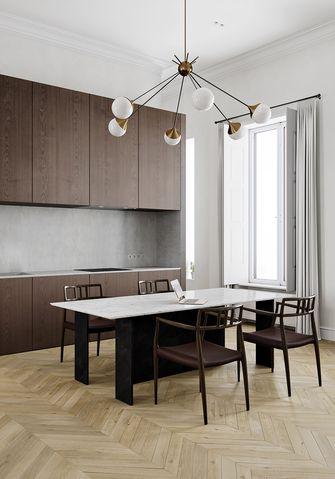 10-15万70平米一室一厅北欧风格餐厅效果图