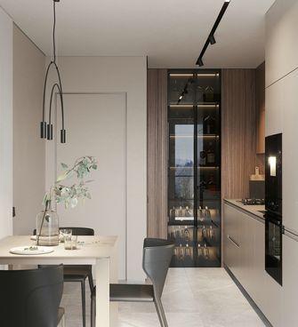 经济型公寓现代简约风格厨房装修效果图