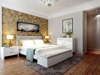 5-10万140平米四现代简约风格卧室欣赏图