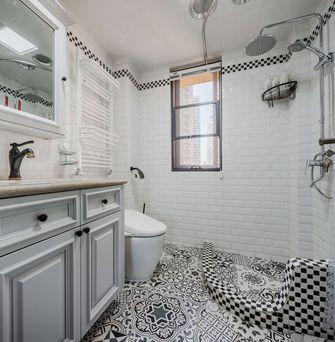 15-20万130平米三室两厅美式风格卫生间装修案例