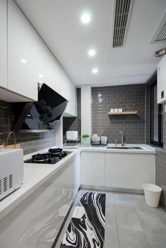 3-5万60平米公寓现代简约风格厨房图片大全