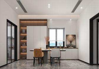 3万以下140平米四室两厅现代简约风格餐厅装修效果图
