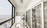 140平米三室一厅欧式风格阳台欣赏图