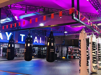 迈斯特泰拳健身俱乐部