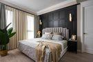 豪华型130平米三英伦风格卧室设计图