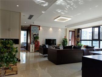 140平米混搭风格客厅图片