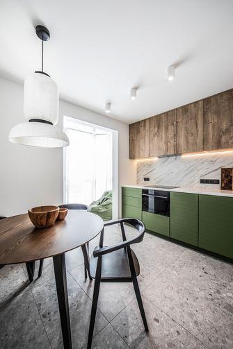 经济型50平米公寓混搭风格厨房图片