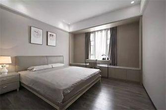 经济型100平米三室两厅新古典风格卧室欣赏图