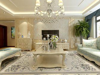 140平米三欧式风格客厅图片大全