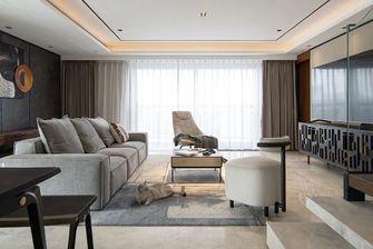 豪华型140平米别墅工业风风格客厅装修图片大全