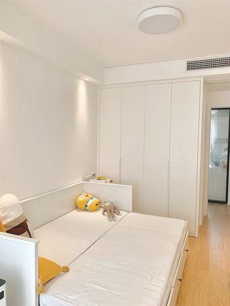 5-10万100平米三室一厅现代简约风格青少年房图片大全