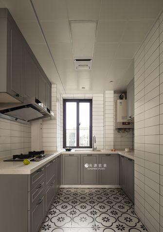 英伦风格厨房装修效果图