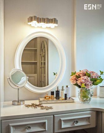 经济型140平米三室两厅美式风格梳妆台装修案例