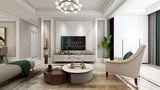 15-20万120平米四室两厅欧式风格客厅图片大全