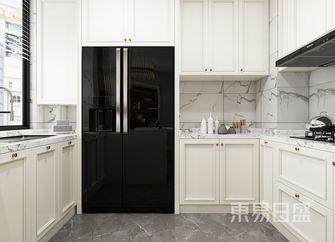富裕型140平米四室两厅美式风格厨房装修案例