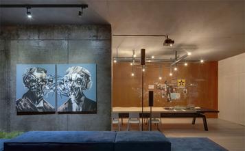 20万以上140平米北欧风格书房欣赏图